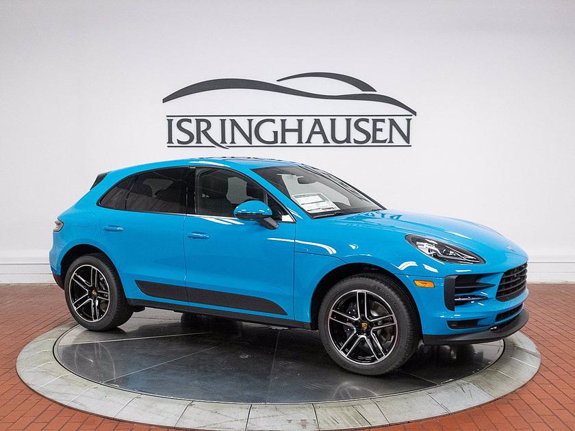 2021 Porsche Macan :21 car images available
