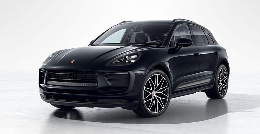 2022 Porsche Macan :4 car images available