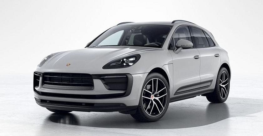 2022 Porsche Macan :3 car images available