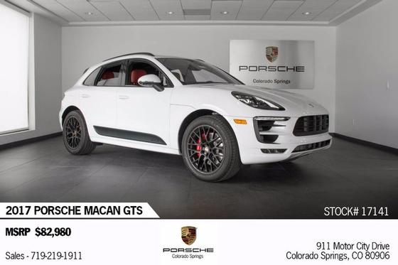 2017 Porsche Macan GTS:19 car images available