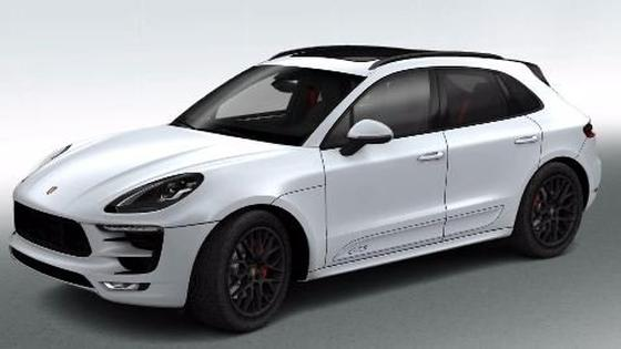 2018 Porsche Macan GTS:4 car images available