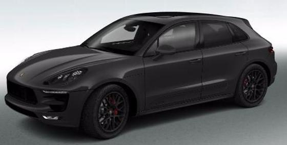 2018 Porsche Macan GTS:3 car images available