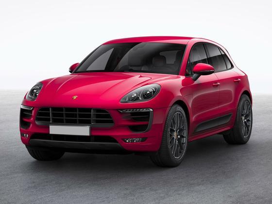 2018 Porsche Macan GTS : Car has generic photo