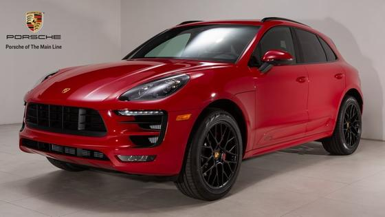 2018 Porsche Macan GTS:24 car images available