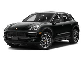 2017 Porsche Macan GTS : Car has generic photo