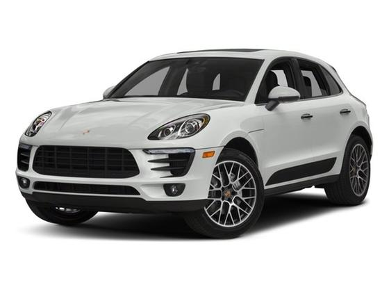 2018 Porsche Macan GTS : Car has generic photo