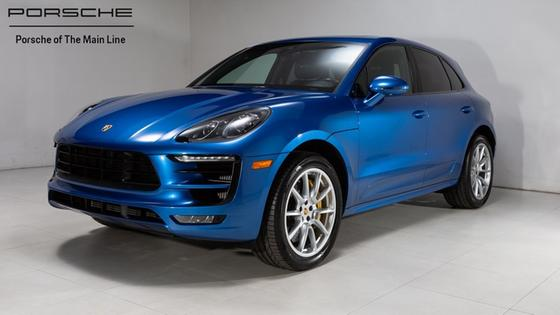2018 Porsche Macan GTS:22 car images available