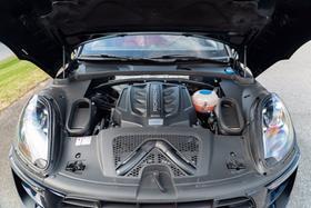 2017 Porsche Macan GTS