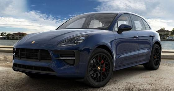 2021 Porsche Macan GTS:3 car images available