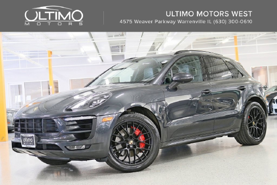 2018 Porsche Macan GTS:6 car images available