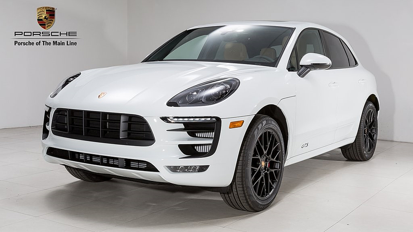 2018 Porsche Macan GTS:20 car images available