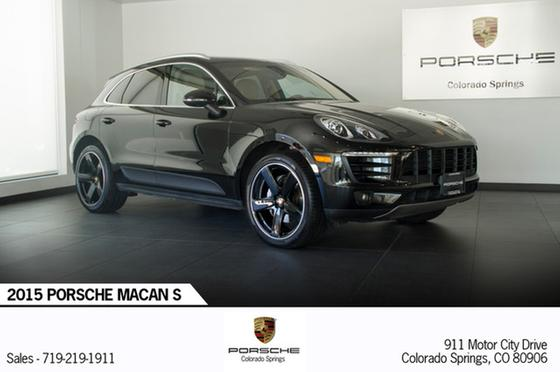2015 Porsche Macan S:22 car images available