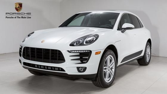 2018 Porsche Macan S:23 car images available