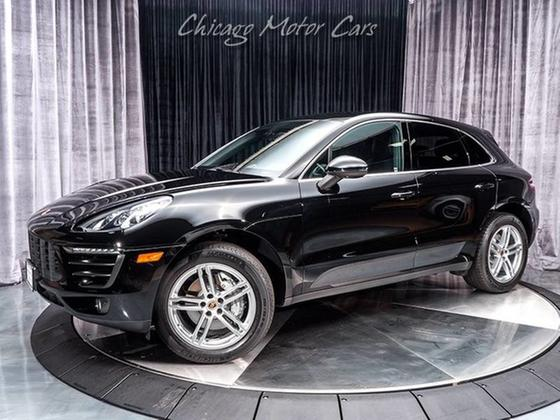 2015 Porsche Macan S:24 car images available