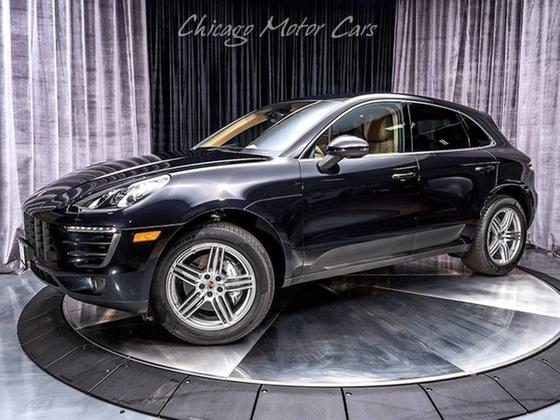 2015 Porsche Macan S:24 car images available