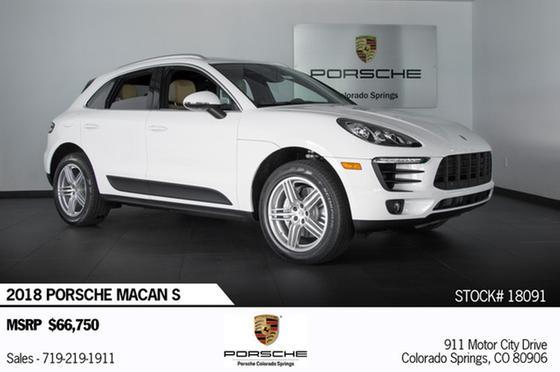 2018 Porsche Macan S:24 car images available