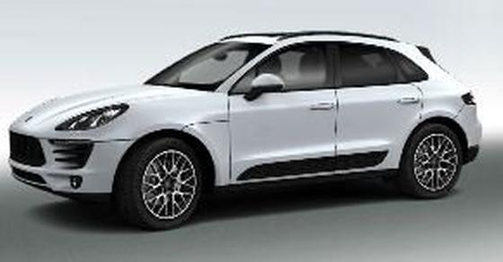 2018 Porsche Macan S : Car has generic photo