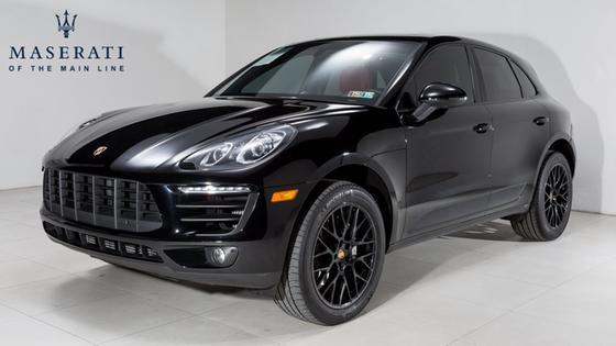 2015 Porsche Macan S:23 car images available