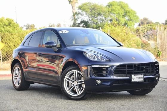 2017 Porsche Macan S:23 car images available
