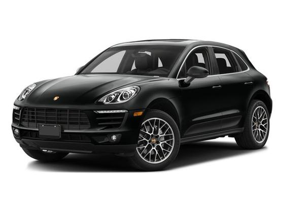 2017 Porsche Macan S : Car has generic photo