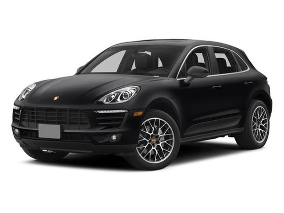 2015 Porsche Macan S : Car has generic photo