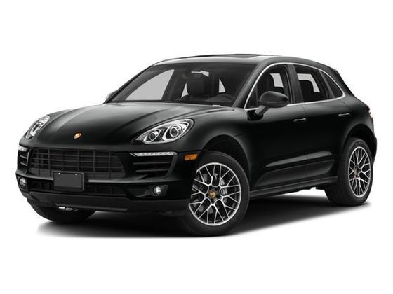 2016 Porsche Macan S : Car has generic photo