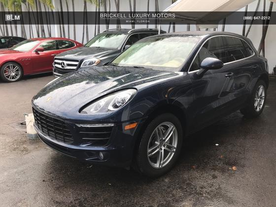 2015 Porsche Macan S:7 car images available