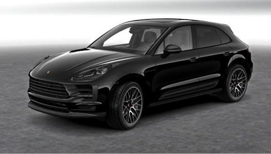 2019 Porsche Macan S:3 car images available