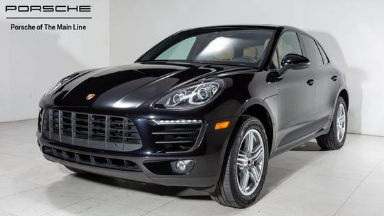 2017 Porsche Macan S:22 car images available
