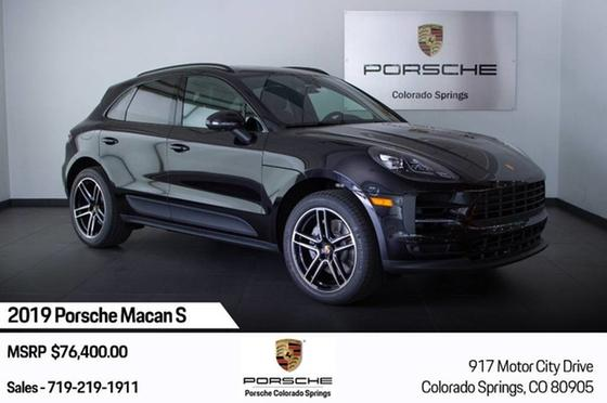 2019 Porsche Macan S:19 car images available