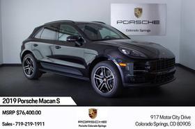 2019 Porsche Macan S:19 car images available