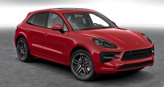 2019 Porsche Macan S:2 car images available