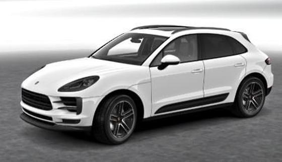 2020 Porsche Macan S:3 car images available