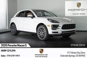 2020 Porsche Macan S:24 car images available