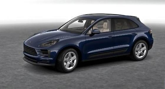 2020 Porsche Macan S:2 car images available
