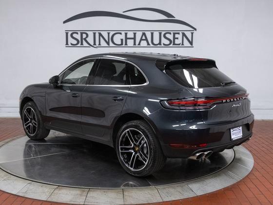 2020 Porsche Macan S
