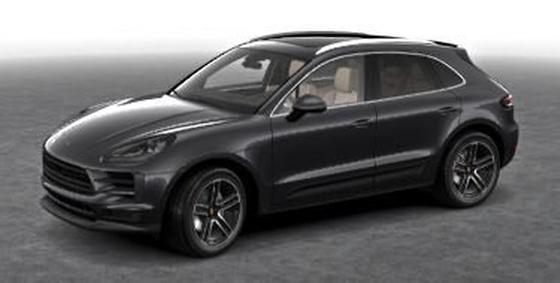 2020 Porsche Macan S:2 car images available