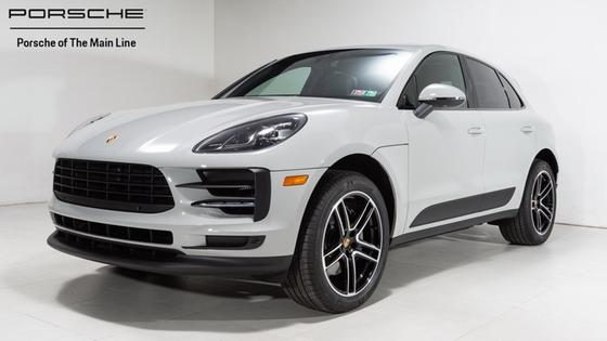 2020 Porsche Macan S:22 car images available