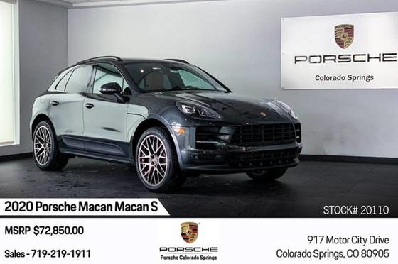 2020 Porsche Macan S:24 car images available
