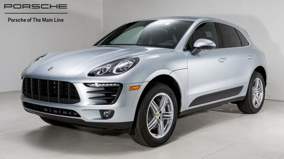 2018 Porsche Macan S:22 car images available