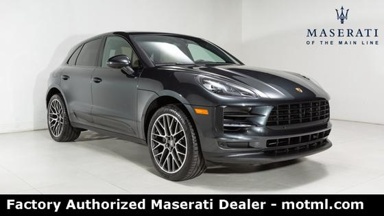 2019 Porsche Macan S:22 car images available