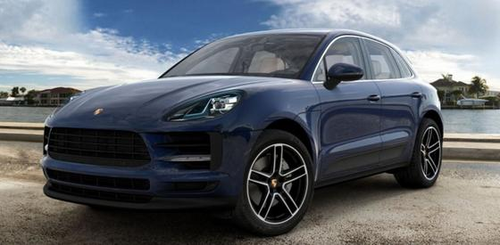2021 Porsche Macan S:2 car images available