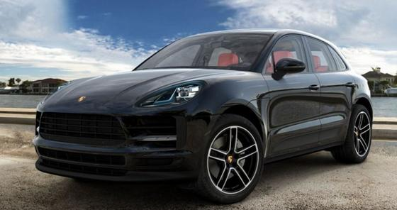 2021 Porsche Macan S:3 car images available