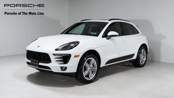 2018 Porsche Macan S:21 car images available