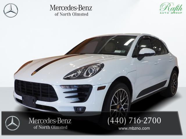 2017 Porsche Macan S:24 car images available