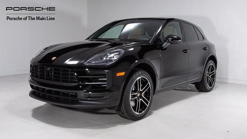 2021 Porsche Macan S:24 car images available