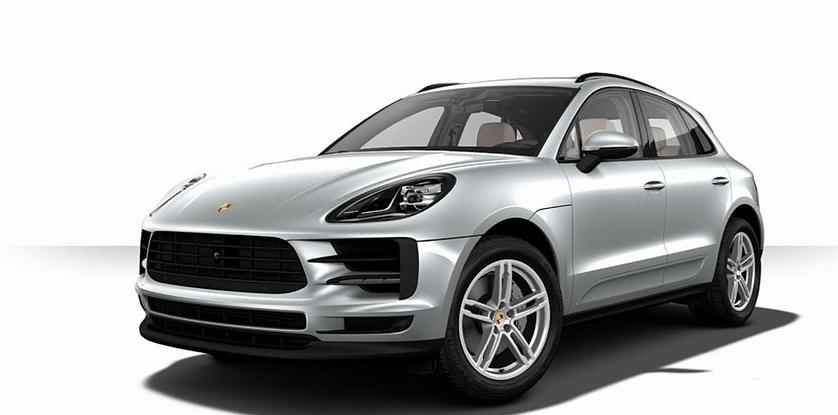 2021 Porsche Macan S:4 car images available
