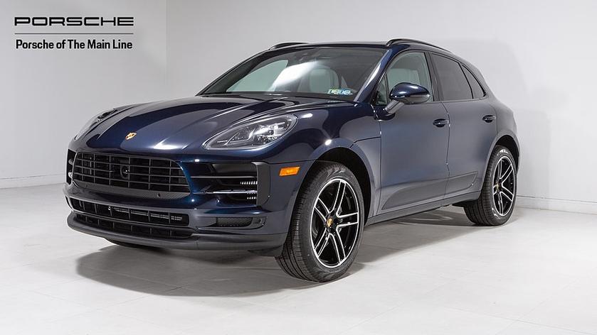 2021 Porsche Macan S:22 car images available
