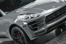 2015 Porsche Macan Turbo