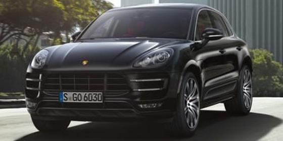 2018 Porsche Macan Turbo : Car has generic photo